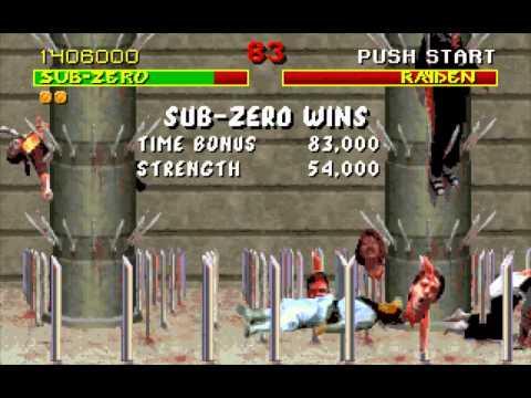 Mortal Kombat 1 PC-DOS Part 1
