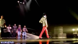 Michael Jackson - This Is It - Wanna Be Startin