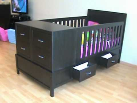 Cuna lukas de 11 980 a s lo 5 990 youtube for Mueble jamar