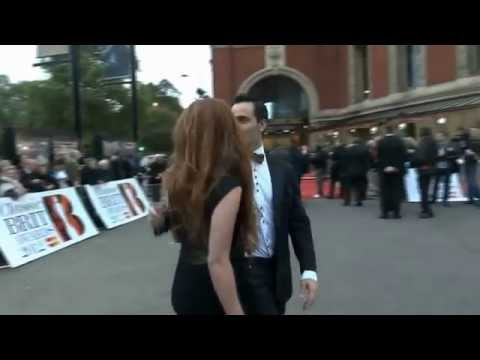 Ramin & Sierra - Classic Brit Awards 2012