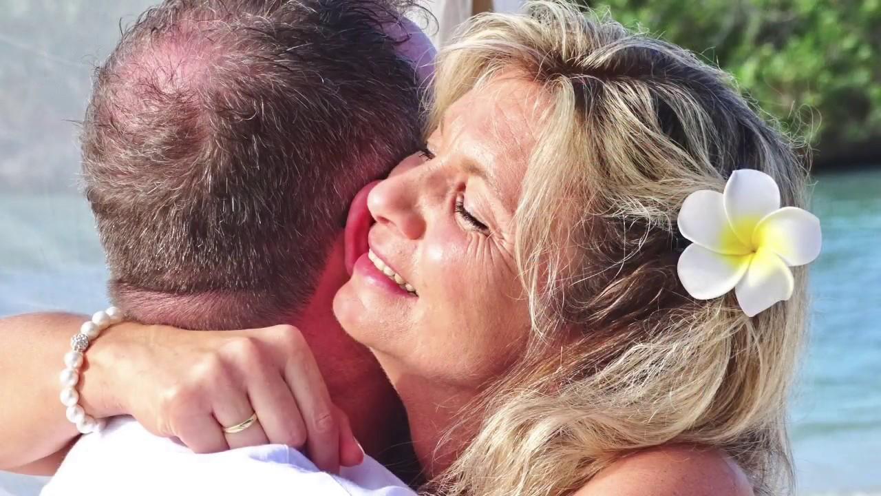 Volker e Barbara 25 años de Matrimonio