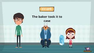 Computer Apps Animated Story
