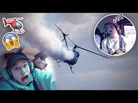 Thumbnail: SAVAGE HELICOPTER IS CRASHING PRANK {EMERGENCY🆘}