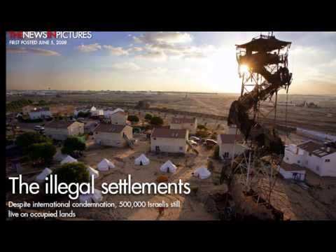 ILLEGAL SETTLEMENTS & OCCUPATION AND APARTHEID IN PALESTINE