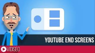 YouTube Sonunda Ekranlar   | Son Ekran Şablonları Oluşturma
