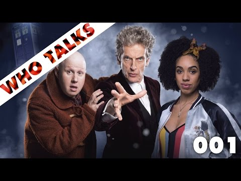 Who Talks 001  An duction A Doctor Who Podcast