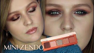 Natasha Denona MINI ZENDO Первые впечатления 2 макияжа
