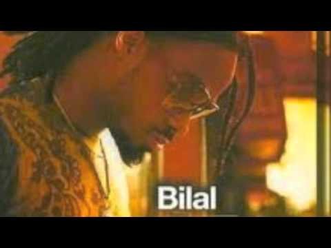 Bilal - 1st Born Second (Full album)