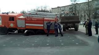 ЧП на приздник день пожарной охраны