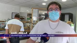 Yvelines | Beynes distribue des violentomètres dans les boulangeries de la commune