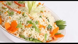 Veg pulao recipe by sanjeev kapoor insp in hindi