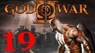 God of War 2 Прохождение - Часть 19 - Война богов и титанов