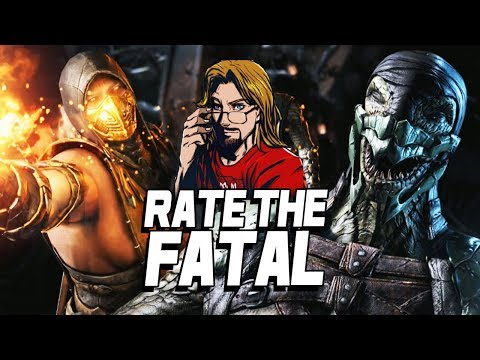 RATE THE FINISHERS: Mortal Kombat X