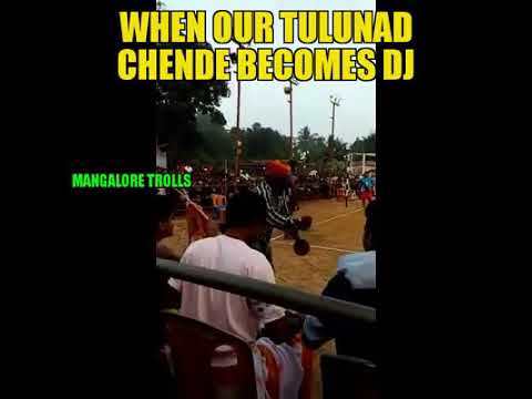 When our tulunad chende becomes dj😋😋