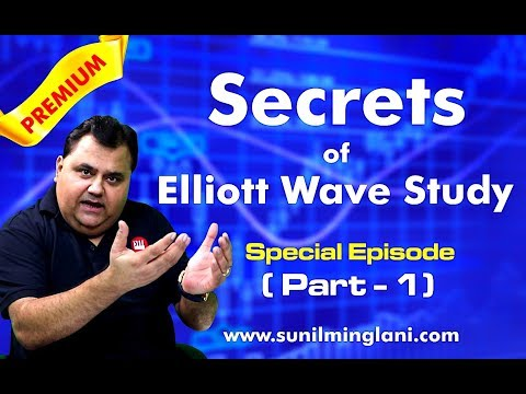 Secrets Of Elliot Wave Study | Part-1 | Special Episode | Www.sunilminglani.com