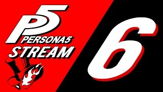 Game Virgins Stream - Persona 5 Part 6