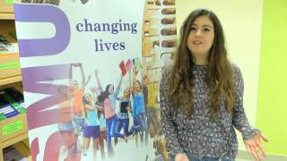 Hilal - studentka WSI-E Erasmus 2017 Video