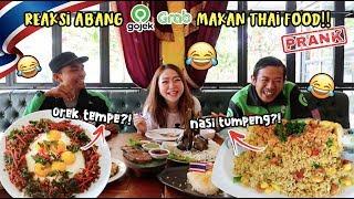 EPIC!! PRANK OJOL DIAJAK MUKBANG THAI FOOD DI RESTORAN MEWAH!!
