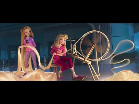 Amazing Disney Princesses Saving Ralph Life Wreck It Ralph 2 2018 Deleted Scene Youtube