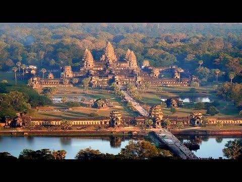 Чудеса Света - Ангкор : Камбоджа