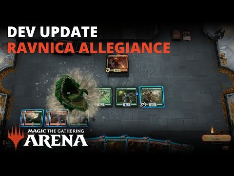 Wizards of the Coast is fixing the main sore spot of Magic: Arena soon