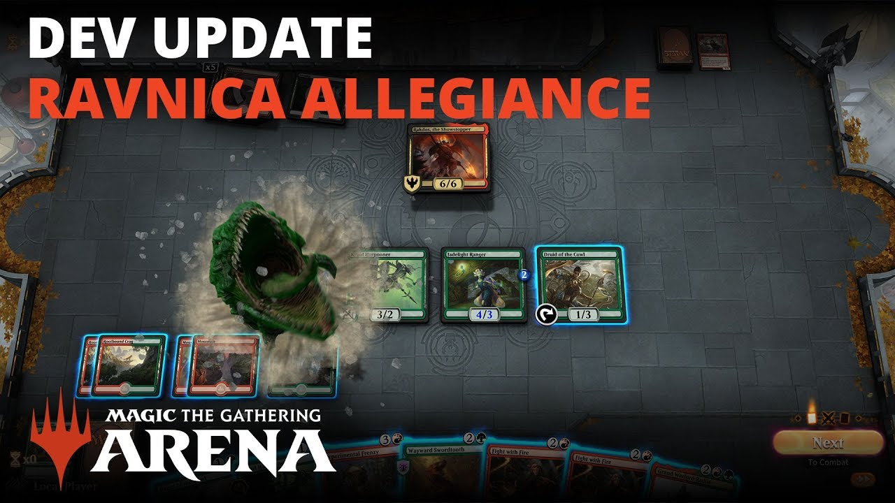 MTG Arena: State of the Beta – January 2019 | MAGIC: THE