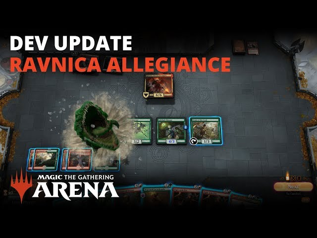 Magic Arena Fifth Card Problem Finally Getting Fixed | ScreenRant