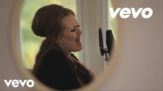 Gambar cover Adele - Someone Like You (Live in Her Home)