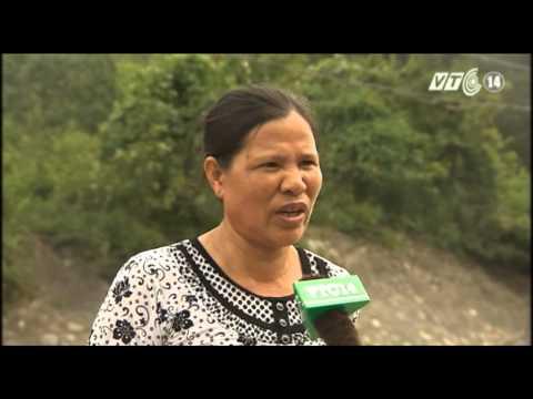 VTC14_Quảng Ninh: Lũ cuốn trôi xe tải, 2 người chết trong bão số 5