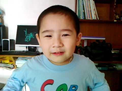 bé Gia Lộc kể chuyện cổ tích Tích Chu ;)) (o^.^o)