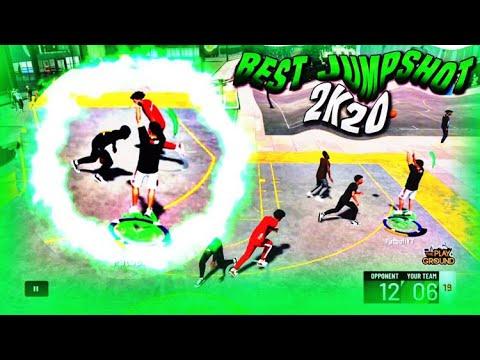 NBA 2K20 BEST JUMPSHOT🔥NEVER MISS A SHOT AGAIN🔥100% GREEN LIGHTS