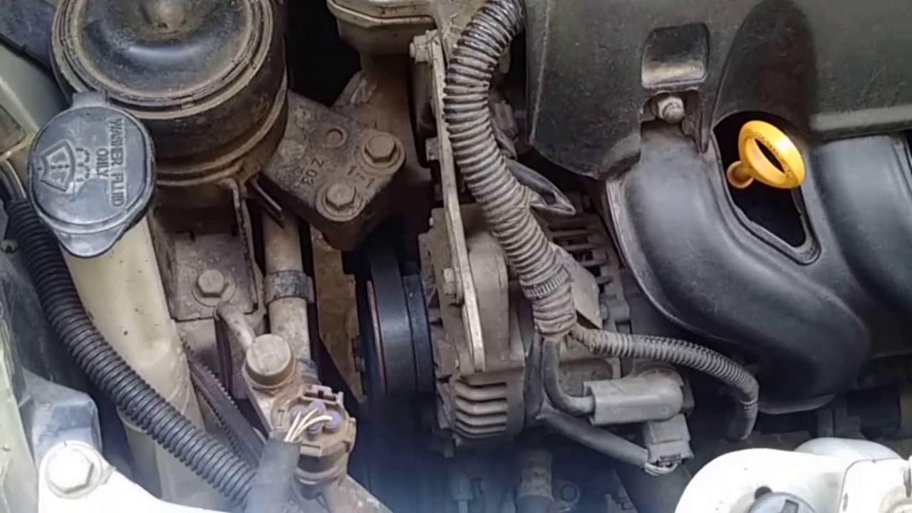 Image result for cara memperbaiki fan belt mobil