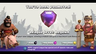 I CAN hit to legend League??? Clash of Clans SUNDAY Masti (Stream)!!!