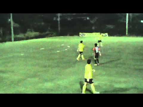 Thaitae Champion league Group A Paradise VS มะนาวกลิ้ง ครึ่งแรก