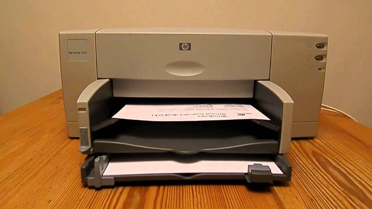HP845C PRINTER WINDOWS 8 DRIVER DOWNLOAD