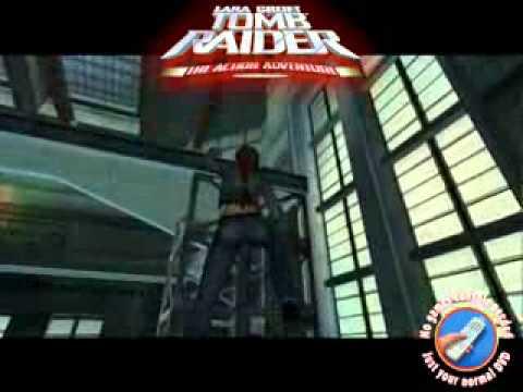 Tomb Raider: The Action Adventure iDVD