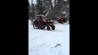 BUSTER 400. Sörmjöle premiär med snööö.