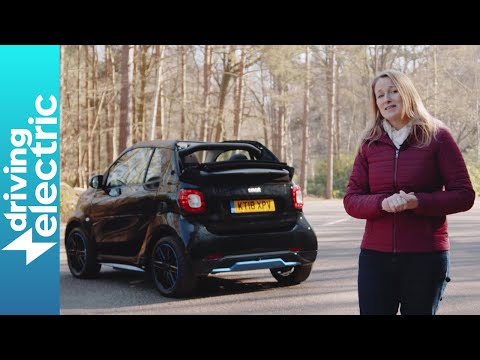 Smart ForTwo EQ Cabriolet review – DrivingElectric