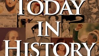 Today in History for November 26th