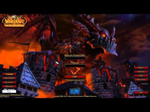 How To Download/Install/Play World Of Warcraft Cataclysm For Free Online (2014)