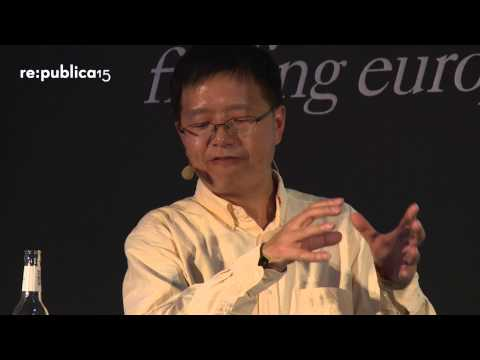 re:publica 2015 - Hu Yong: The Status Quo of the Chinese Internet Landscape