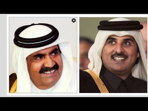 Qatar's emir transfers power to son