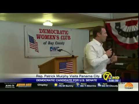 WJHG Senate Race Mention