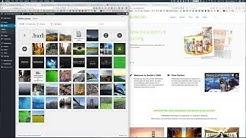 Burble WordPress vs Concrete5