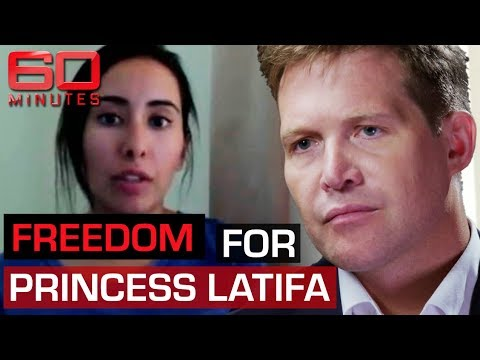 Lawyer says Dubai Royal Princess Latifa is close to freedom | 60 Minutes Australia