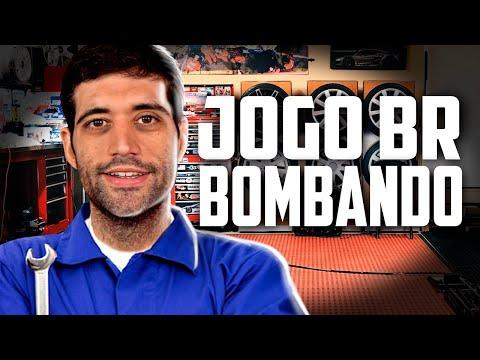Jogo BRASILEIRO que está BOMBANDO, MILHÕES jogando, tunagens e rebaixamento