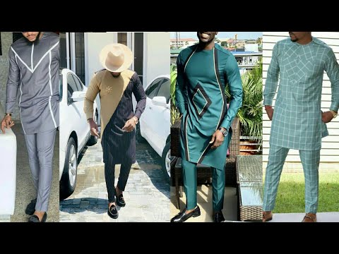 The Most Amazing African Men S Fashion Dresses Design 2019 Men S African Fashion Styles And Design Youtube