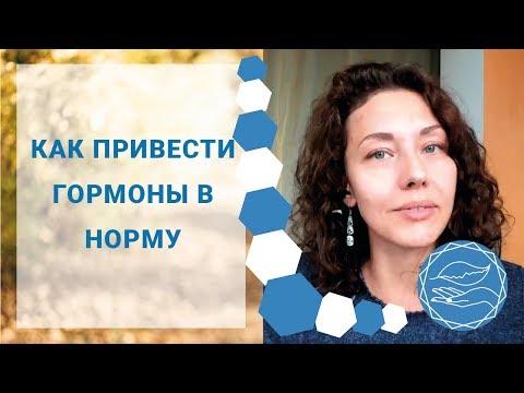 Как привести гормоны в норму. Как поднять прогестерон естественным способом? Наталья Петрухина