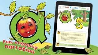 Letterland Stories: Annie Apple - App Launch Trailer
