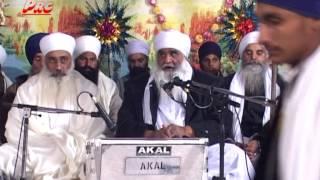 [26.12.2012] Sant Baba Mann Singh Ji - Saka Sirhind Fatehgarh Sahib Pt1